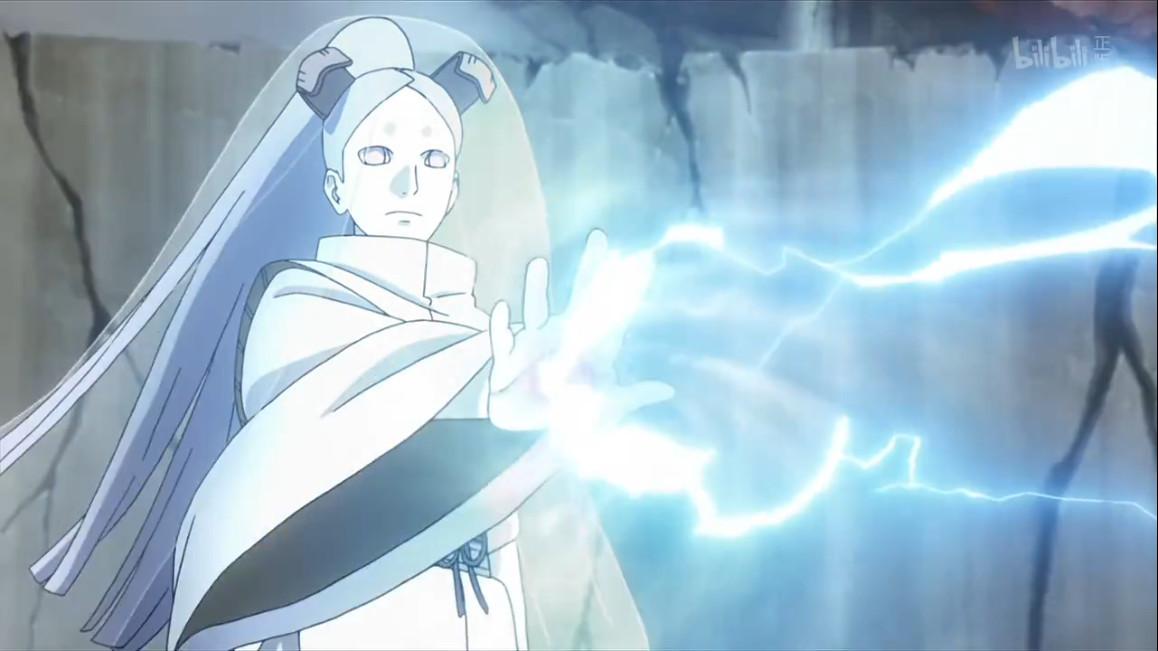 火影忍者《博人传》:大筒木桃式对剧情起到什么作用?图片