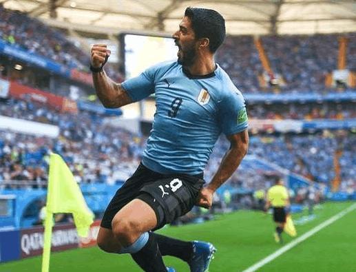 乌拉圭险胜沙特将和俄罗斯争夺小组第一,球迷