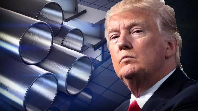 """誓对特朗普""""报复到底""""!明天起,欧盟将对自美国进口的28亿欧元产品开征25%关税"""