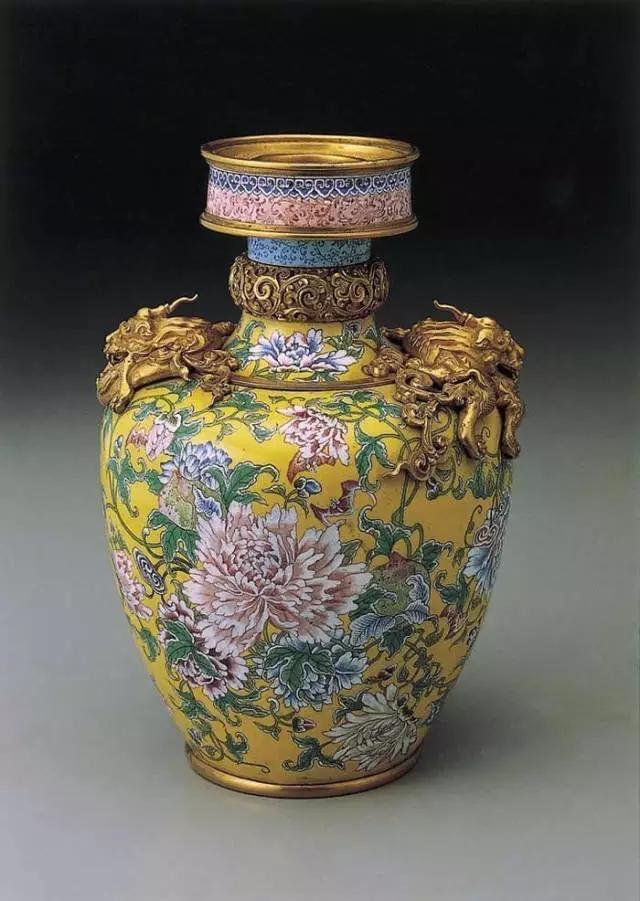琺瑯彩瓷器的傳奇故事