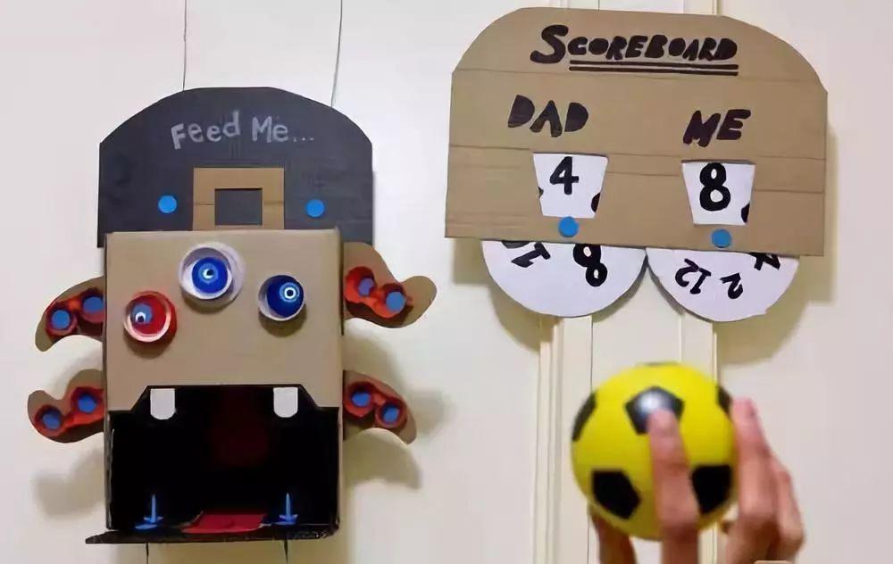 创意手工|幼儿园创意diy手工制作教程,创意十足!