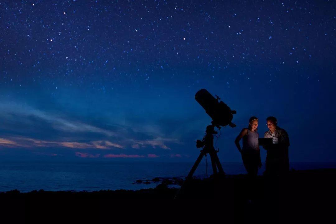 追星族必打卡的夏威夷景点,来全球最高的海山邂逅璀璨星空吧!