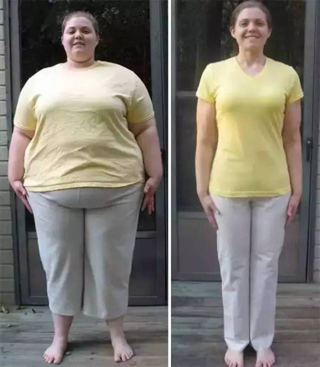90斤和120斤的妹子,穿同一件衣服有啥区别?