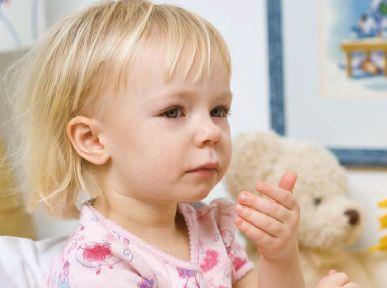 小孩呼吸道感染多诱发咳嗽,易坦静可对症应对