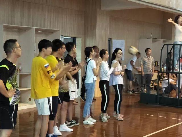 2018年浦江县教职工气高中比赛(开幕,初高中组)隆重直属性质排球酯反应化图片
