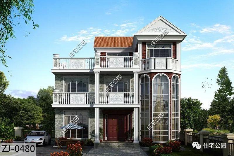 合建房设计图
