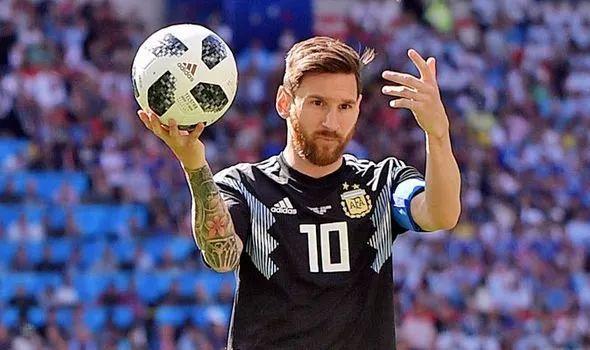 """世界杯""""神""""了!梅西,贝莱林这些巨星竟然都.图片"""