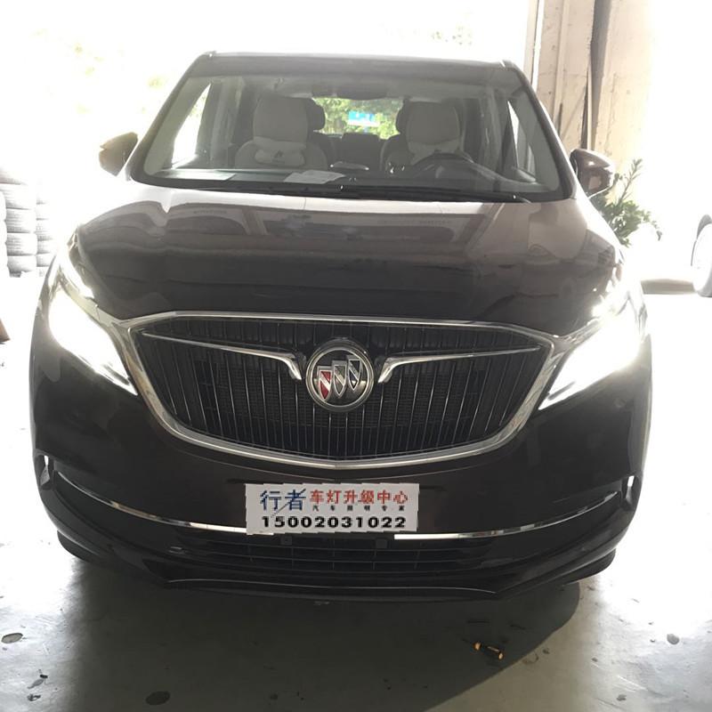 <b>新提车别克GL8车灯升级,广州</b>