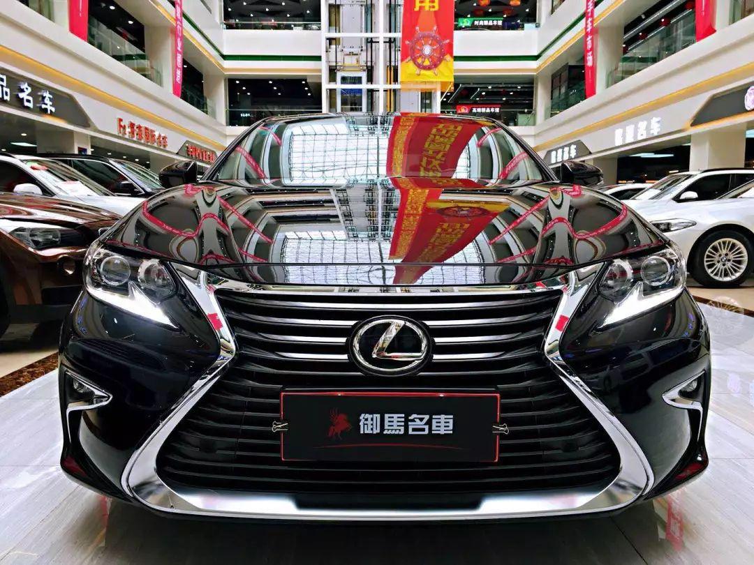 【山哥好车】推荐15年雷克萨斯ES200/18年准新车广汽传祺GS8