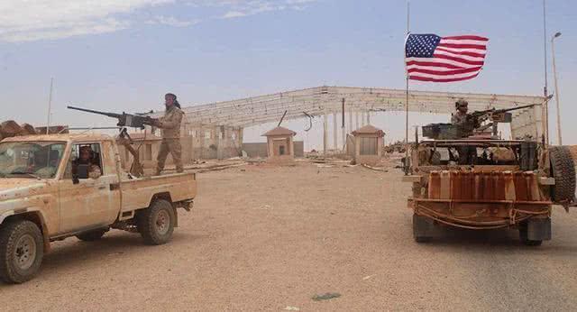 叙政府军首次向美军地面部队开火,十多人阵亡