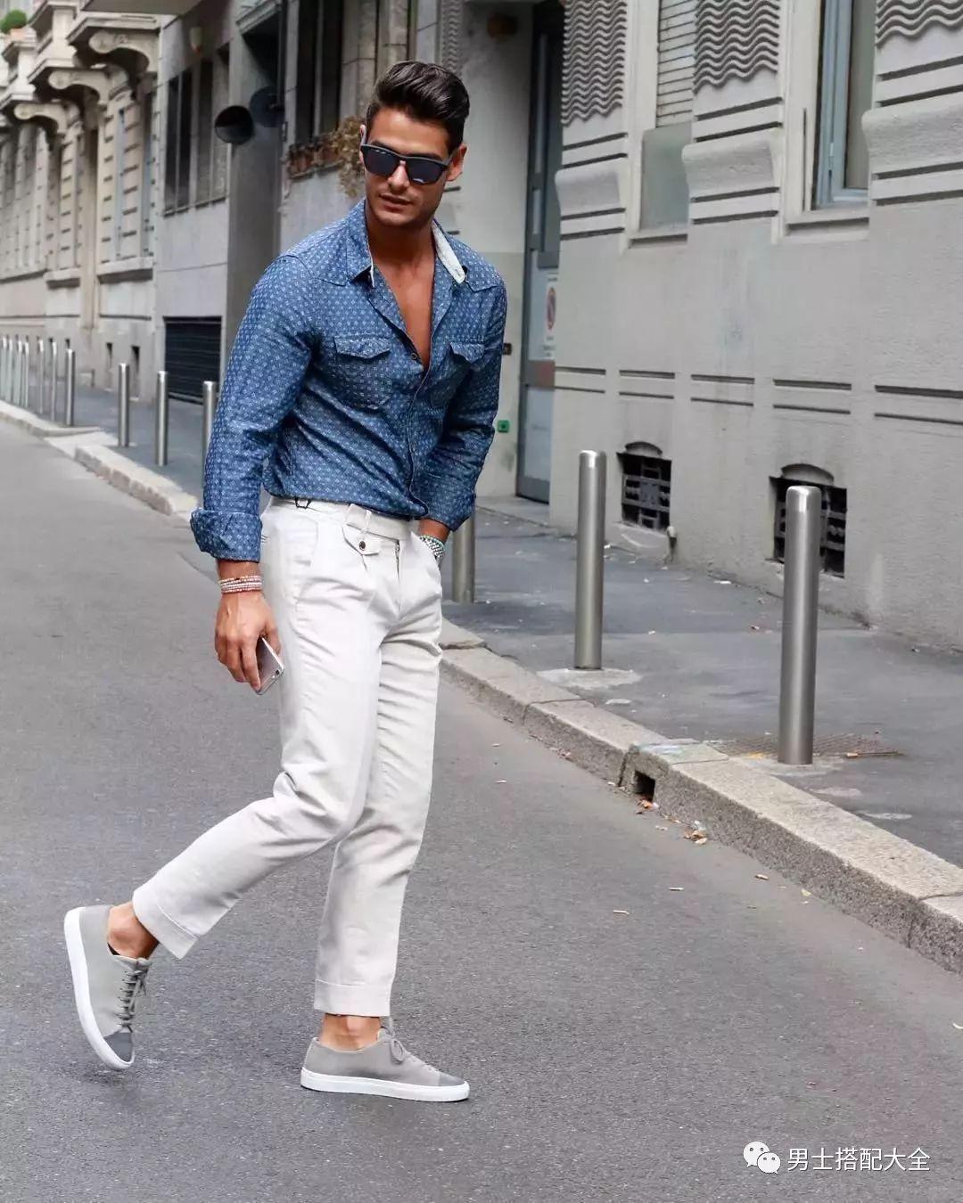 时尚 | 几个风格不同的ins男装搭配博主值得关注