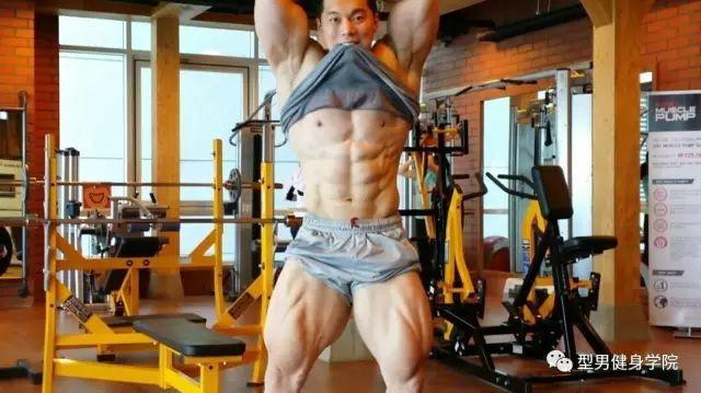 瘦肌肉腿的秘诀图片