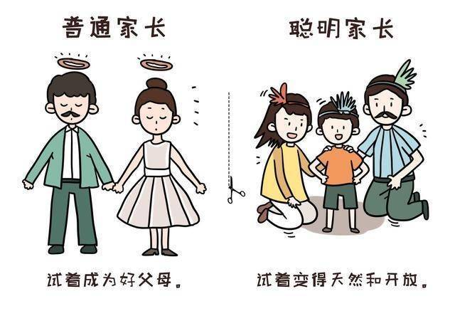 父母是孩子最好的老师怎么教育孩子图片