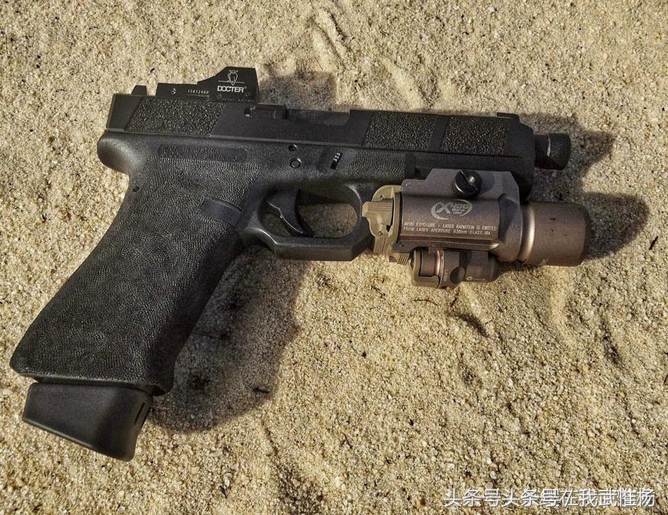 美军海豹突击队将用格洛克19替代p226