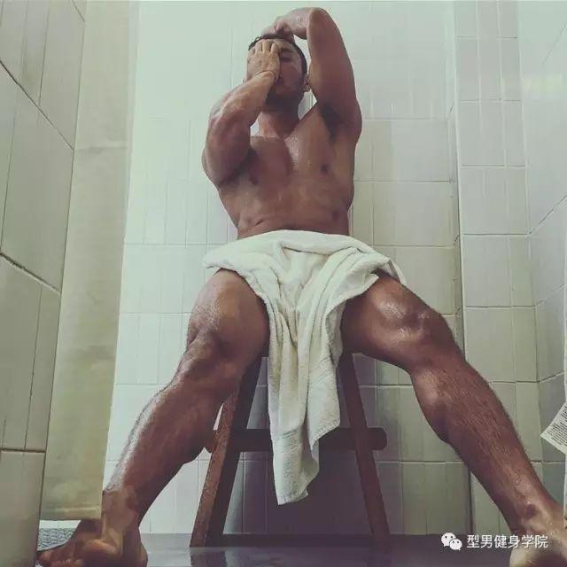 增大肌肉块秘诀图片