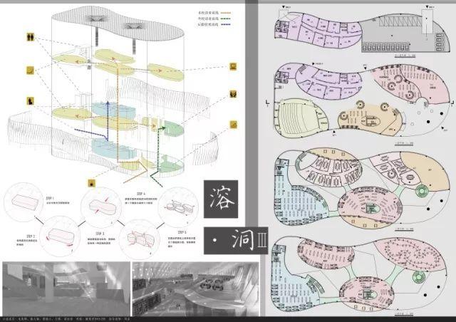 17 作品名称: 共 享 -- 中南大学校园停车空间设计 学校:中南大学