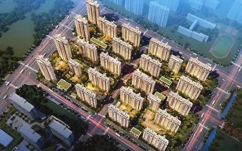 历城唐冶新区规划图
