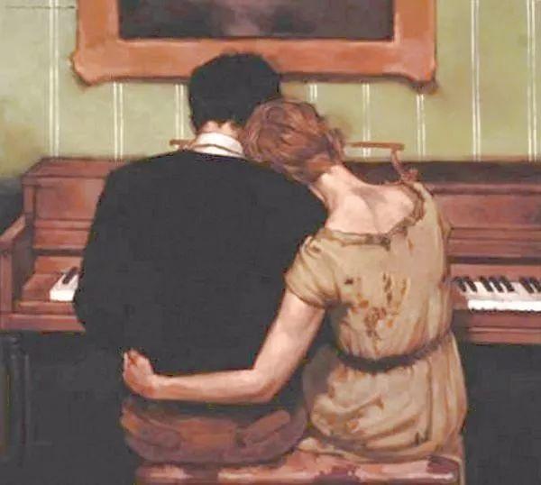 爱情是一种让我们的脑子迟钝、向我们隐藏真相的疾
