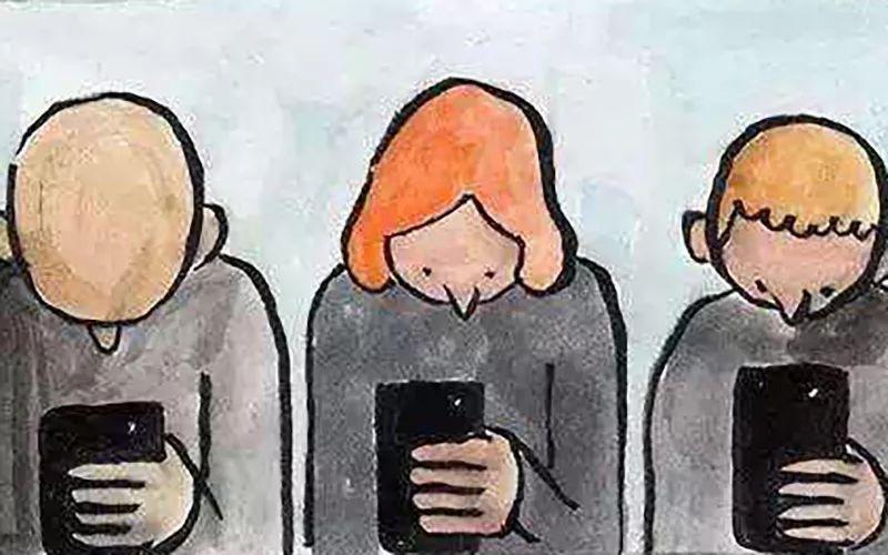 为什么层次越低的父母越喜欢玩手机?