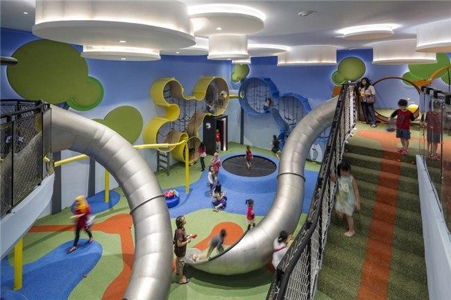 儿童电影院_赛宾影院:新加坡新型儿童电影院