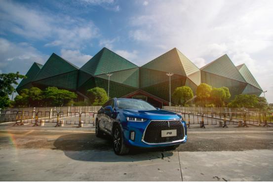限牌城市首选,新能源SUV标杆——WEY P8驾趣体验营引爆鹏城