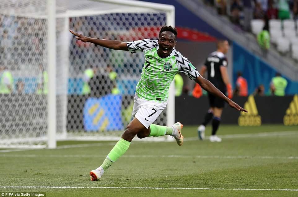 尼日利亚锋霸刷爆队史纪录 非洲足坛仅逊两传奇