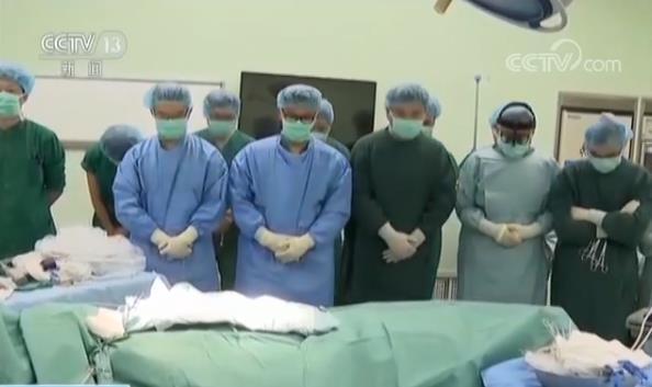 38岁保安离世捐献器官7人因此得以重获新生