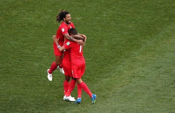 最纯粹的足球!巴拿马队进球创历史已感动全世界