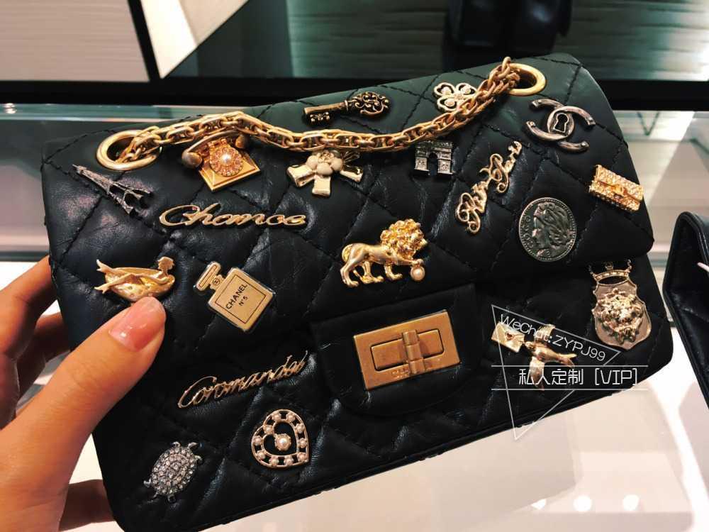 香奈儿2.55尺寸_2018年新款香奈儿包包图片,CHANEL包包价格多少钱?_chanel