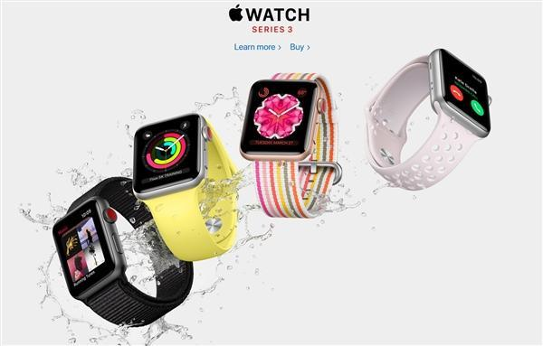 IDC报告看好未来几年智能手表增幅:手环不容乐观