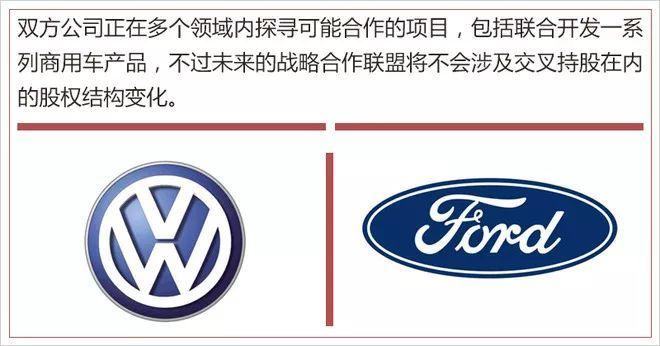 【盖世周报】霍尼韦尔退出汽车零部件行业;大众与福特合作打造商