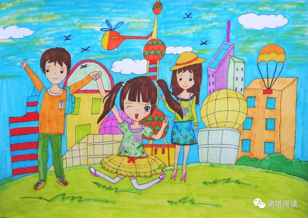 为什么这么多明星都让孩子学画画 暑假是培养孩子艺术修养ZUI佳时间