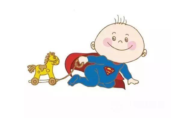 超人卡通头像爸爸