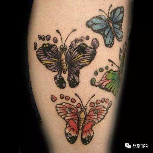 新传统系列1 最后来一组重口味的纹身图案,记得把图点开,你就会发现图片