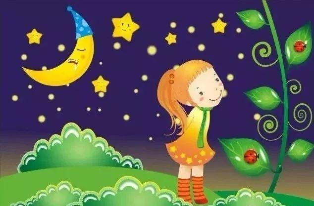 很黄的故事_睡前故事丨变成黄色小鸟的女孩儿