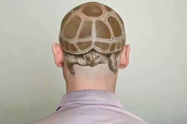 外国网评最丑的纹身合集,原谅我笑出了声哈哈哈.