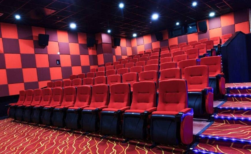 电影院座椅图片