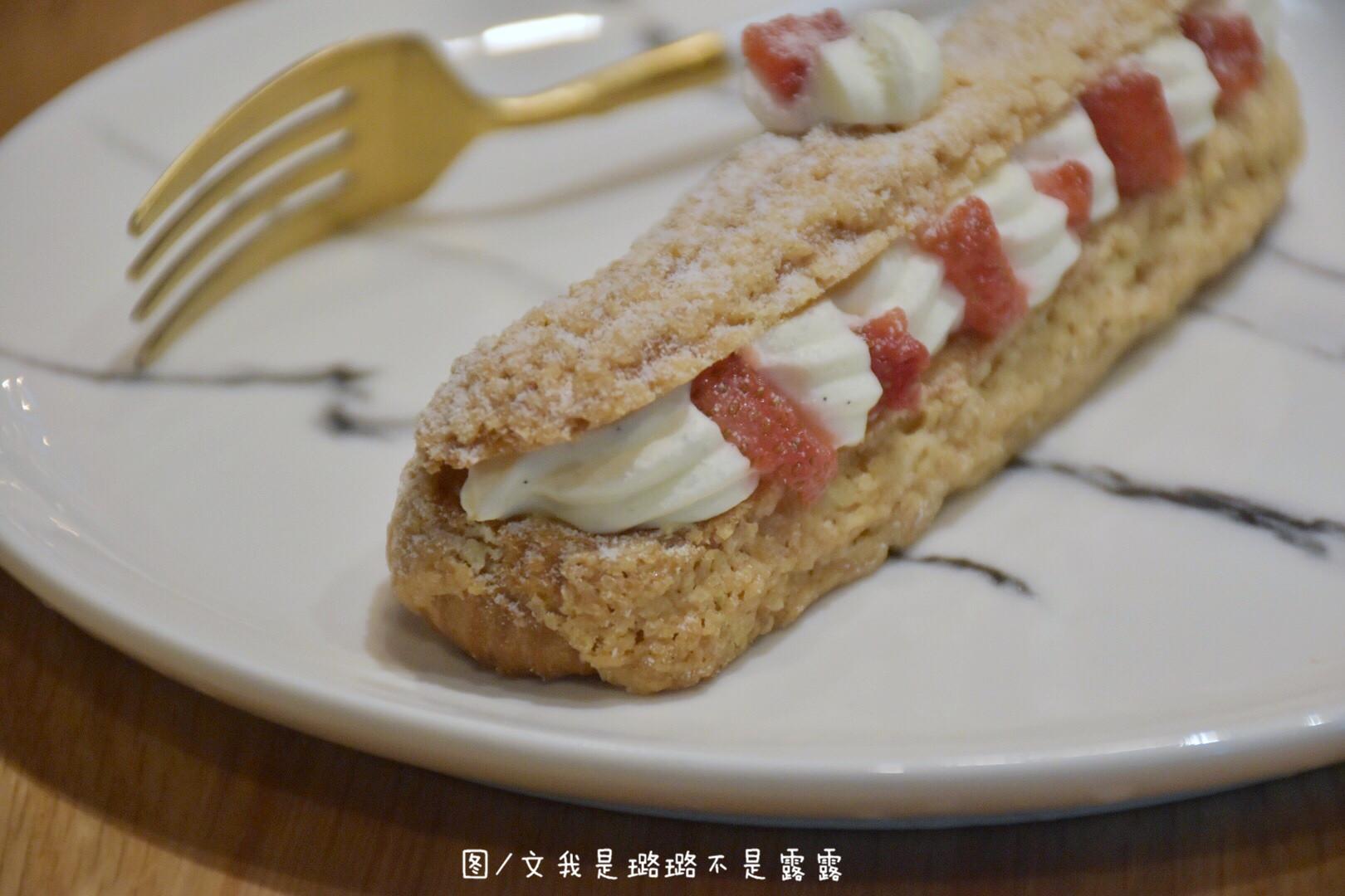 红丝绒奶酪面包棒的做法【图文】-面包-美食城移动版