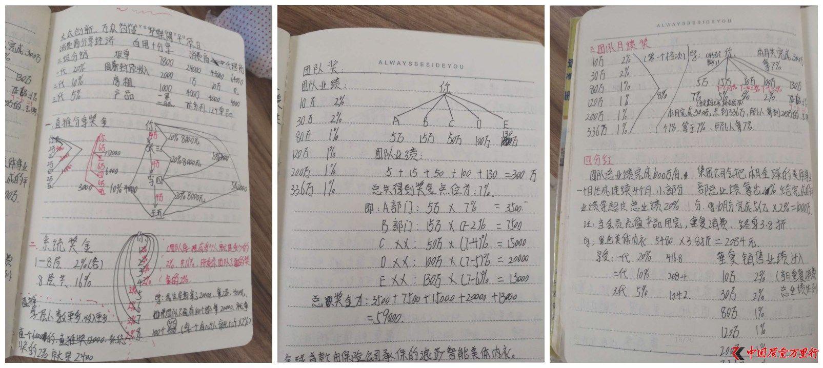 荣格奖金制度详细介绍 - 河南郑州荣格直销商「方老师」