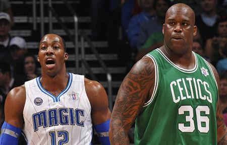 同为33岁都曾是NBA第一中锋 33岁奥尼尔帮助热火夺冠魔兽颠沛流离
