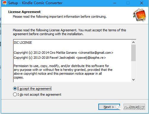 Kindle漫画转换工具:Kindle Comic Converter 下载安装及详细