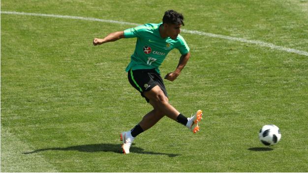 尤文图斯挖袋鼠军19岁新星 世界杯后或转战意甲