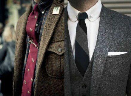 男人穿搭的9个时尚小秘诀!做个潮男吧~