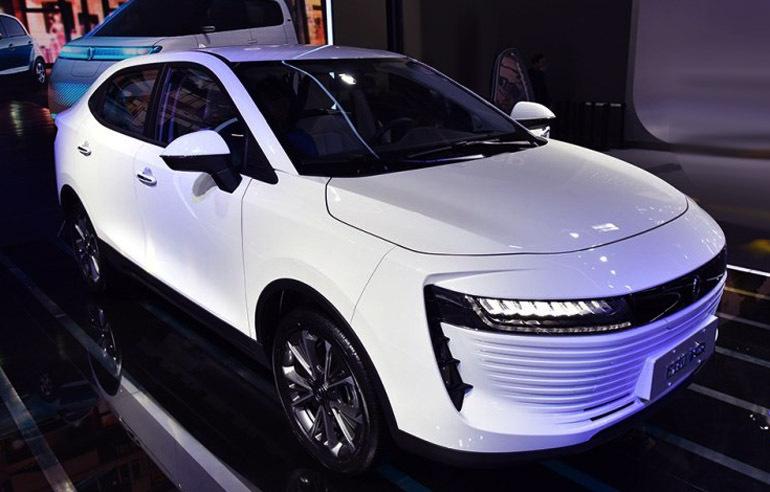 长城欧拉品牌首款新车定名iQ360,详细参数曝光