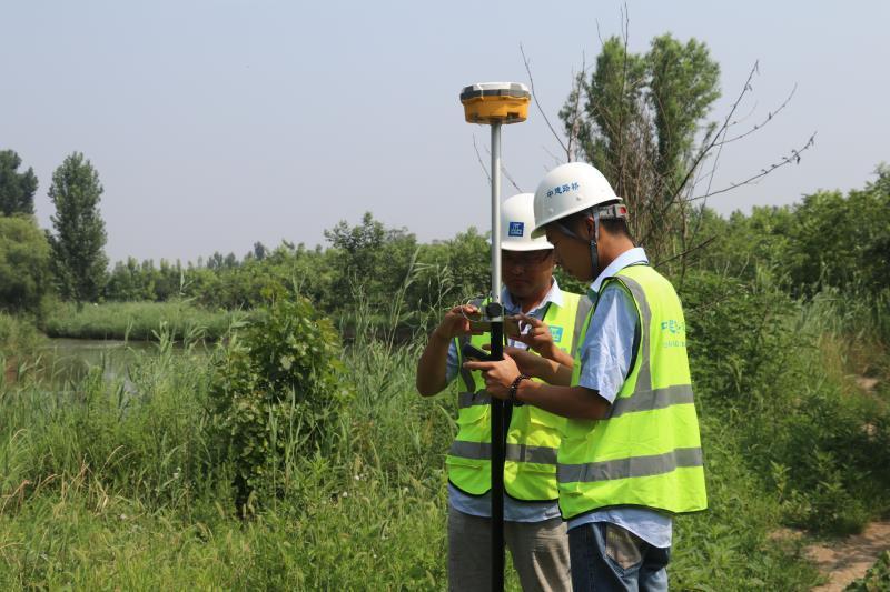 邯郸市主城区大外环项目国道G107改建工程南湖大桥强化措施注重湿地保护
