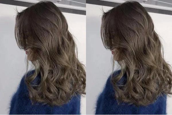 染对发色皮肤白的会发光,6种显白又百搭的发色,谁染都