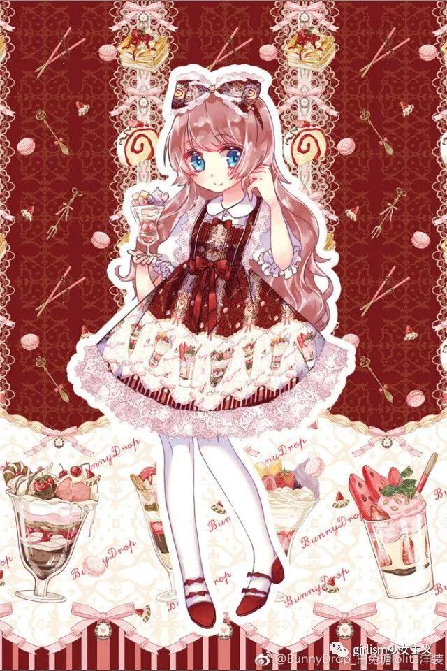 lolita柄图