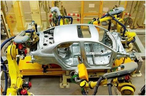 你想了解的机器人点焊自动化技术都在这了,自行提取图片