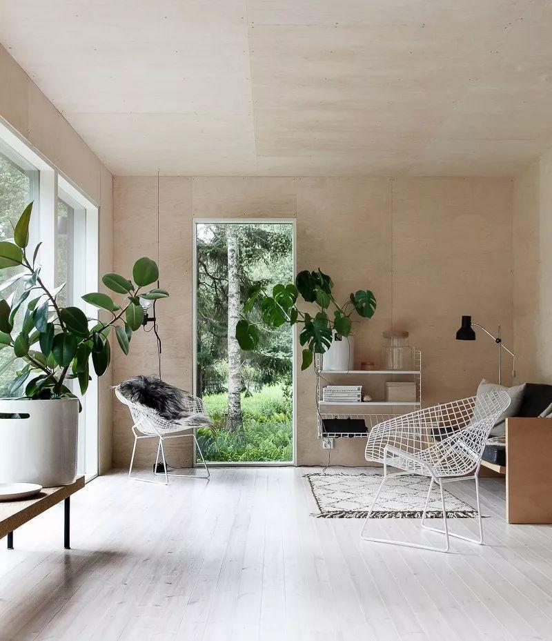 5 种木板墙设计,用自然元素打造最时尚的家