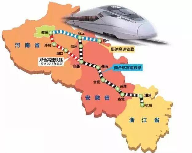 亳州景点手绘地图